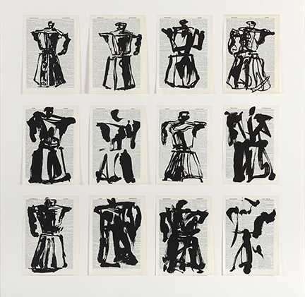 William Kentridge Coffee Pots